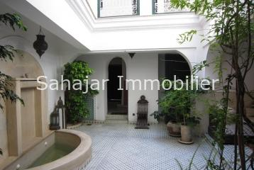 Douar Graoua, charming 3 bedroom renovated riad