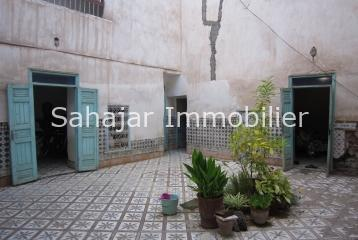 Riad Laarouss, old riad to renovate