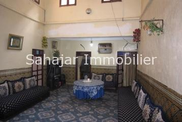 Kasbah, riad to renovate, easy access