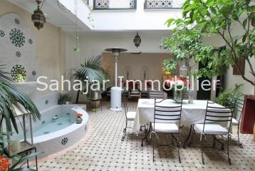Kasbah, charming renovated riad, 4 bedrooms