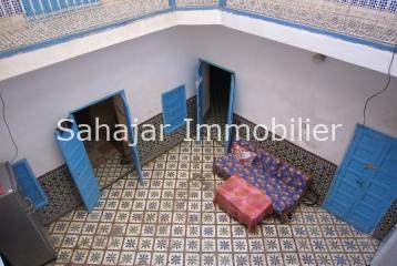 Kasbah, riad to renovate, good potential